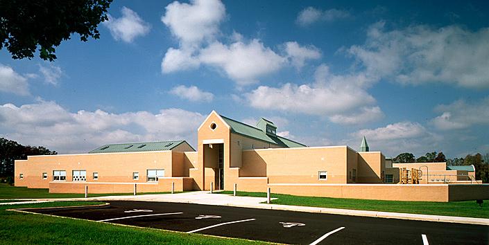 Oak Ridge Elementary School | Breslin Architects